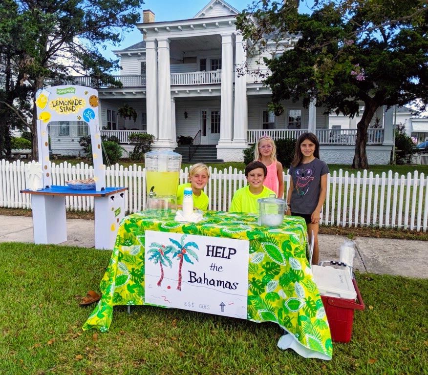 Help the Bahamas